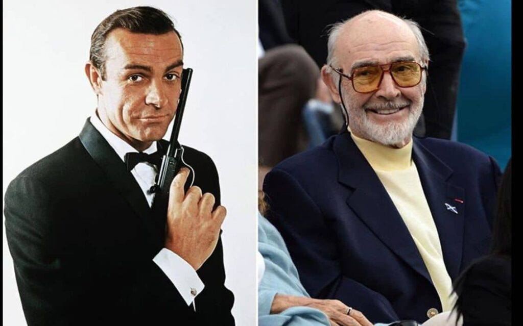 James Bond ve Sean Connery